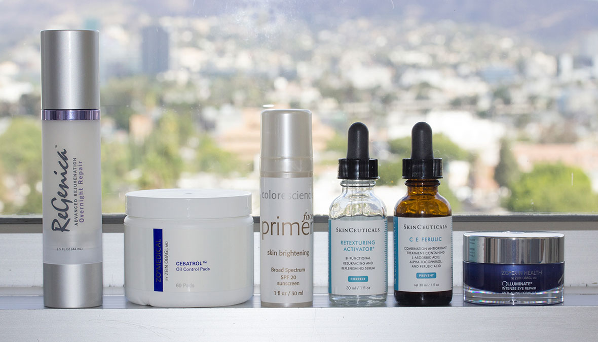 Best Skin Care Products Los Angeles - Rebecca Fitzgerald MD