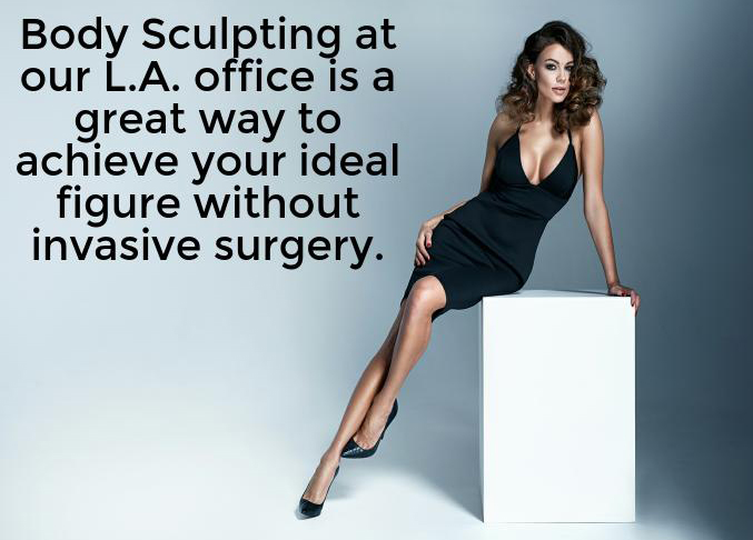 nonsurgical body sculpting treatments in Los Angeles