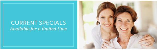 Current specials - Rebecca Fitzgerald MD Dermatology