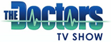The Doctors TV Show logo and link to video showcasing Dr. Fitzgerald