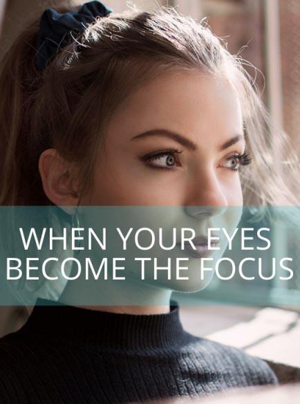 Focus on Eyes