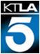 KTLA News logo and link to video