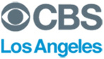 CBS LOS Angeles tv station logo and link to video